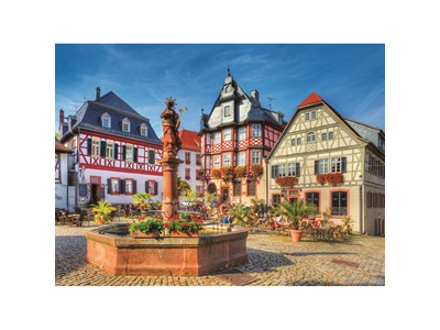 Market square Germany