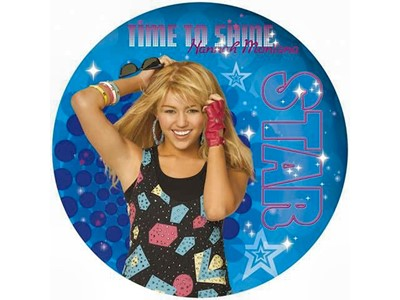 Hannah Montana - Time to shine - Cirkel Puzzle