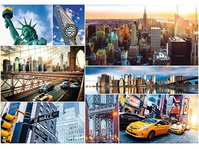 New York - Collage