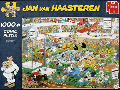 Sportsday - Jan van Haasteren