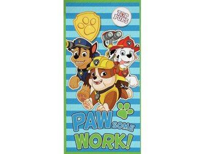 Paw Patrol Paw some Work