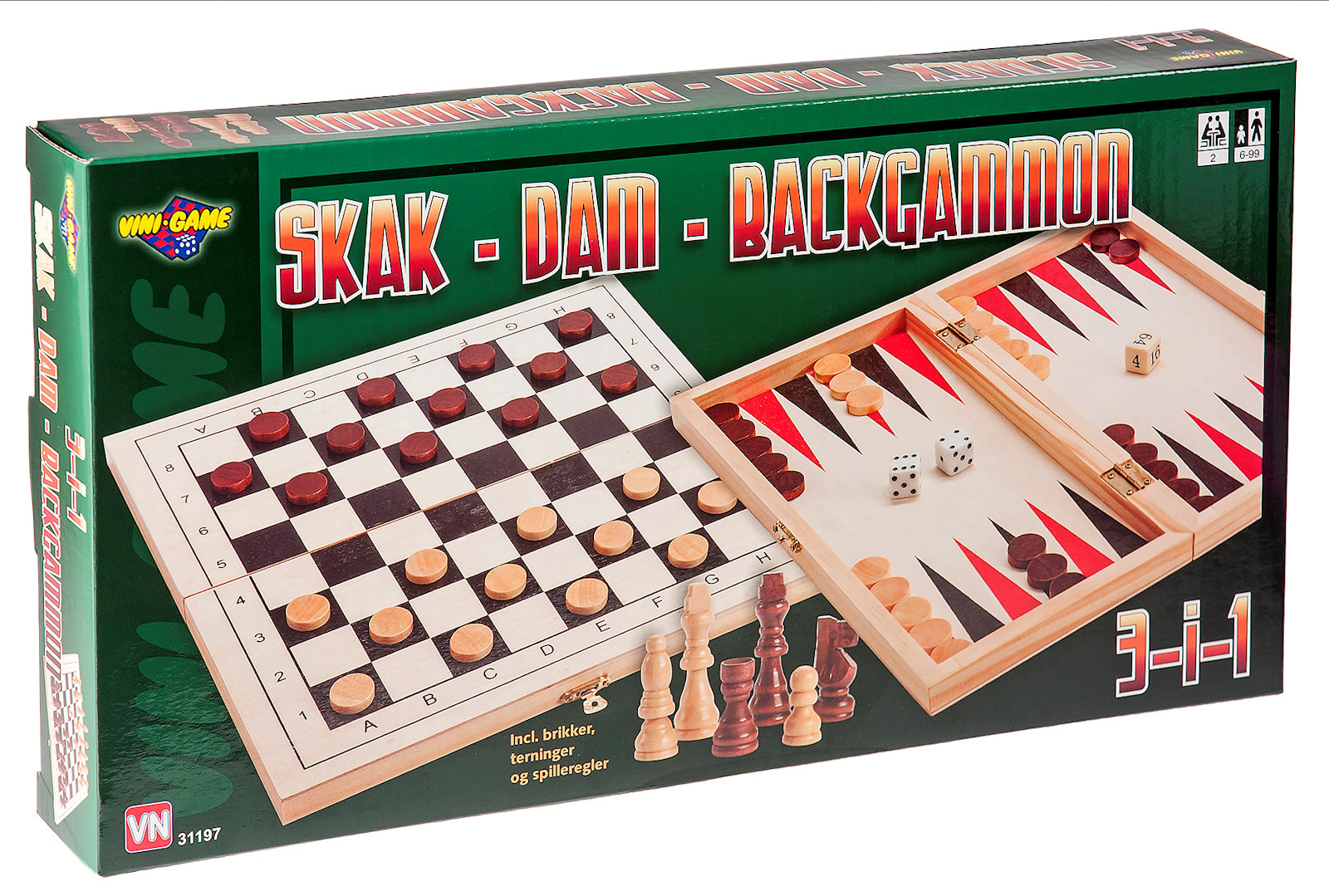 spilleregler backgammon