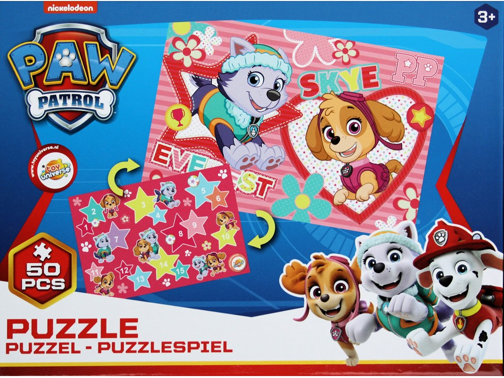 Paw Patrol - Everest og Skye